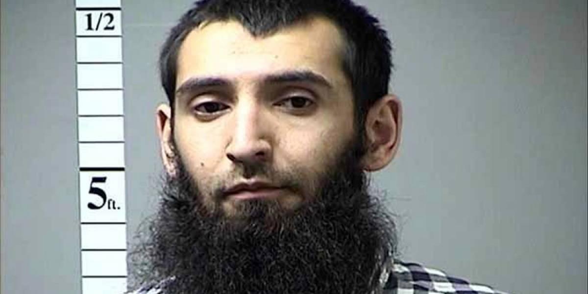 Registran el pasado del acusado del ataque terrorista en NY
