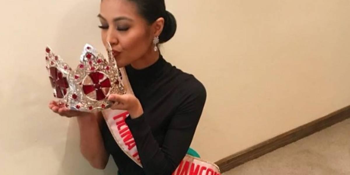 De Filipinas la Reina Hispanoamericana 2017