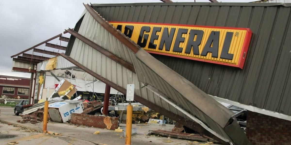 Se confirman al menos nueve tornados en Ohio e Indiana