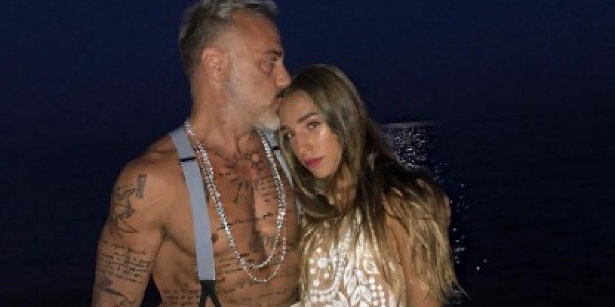 Esta es la espectacular hijastra de Gianluca Vacchi