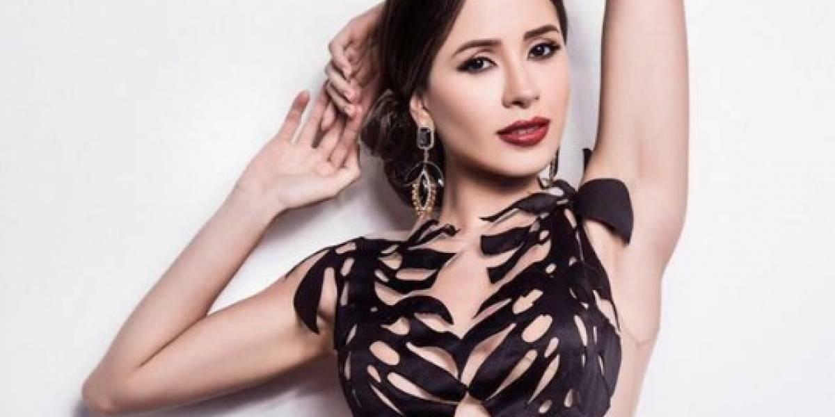 Danna Hernández presenta ajuar que lucirá en Miss Universo