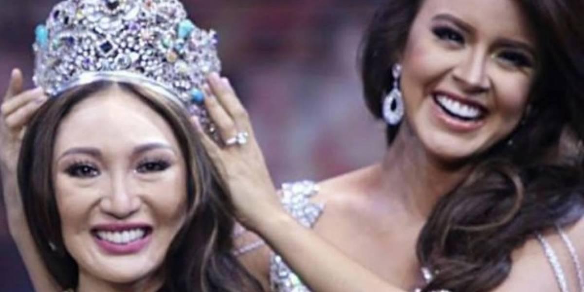 Revuelo por elección de Miss Earth 2017