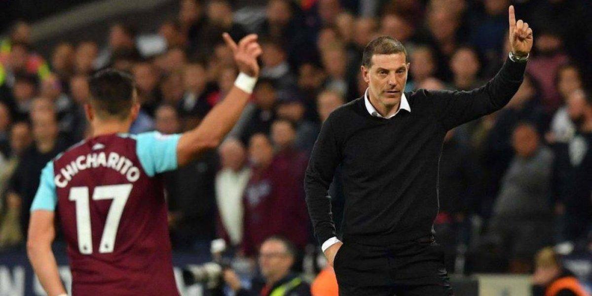 West Ham despide al entrenador Slaven Bilic