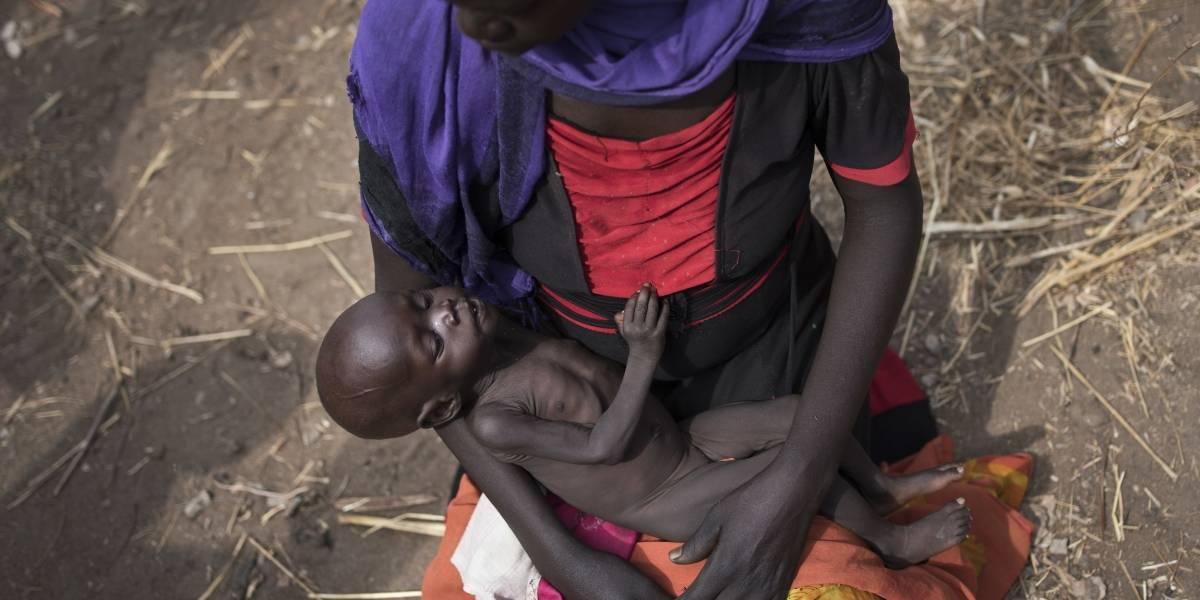 Hambruna acecha a miles de personas en Sudán del Sur