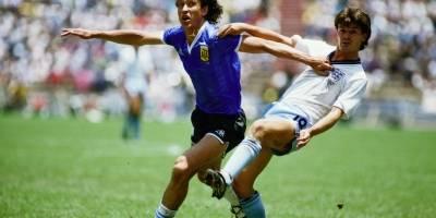 Jorge Valdano - Ex futbolista y entrenador argentino, campeón mundial en 1986