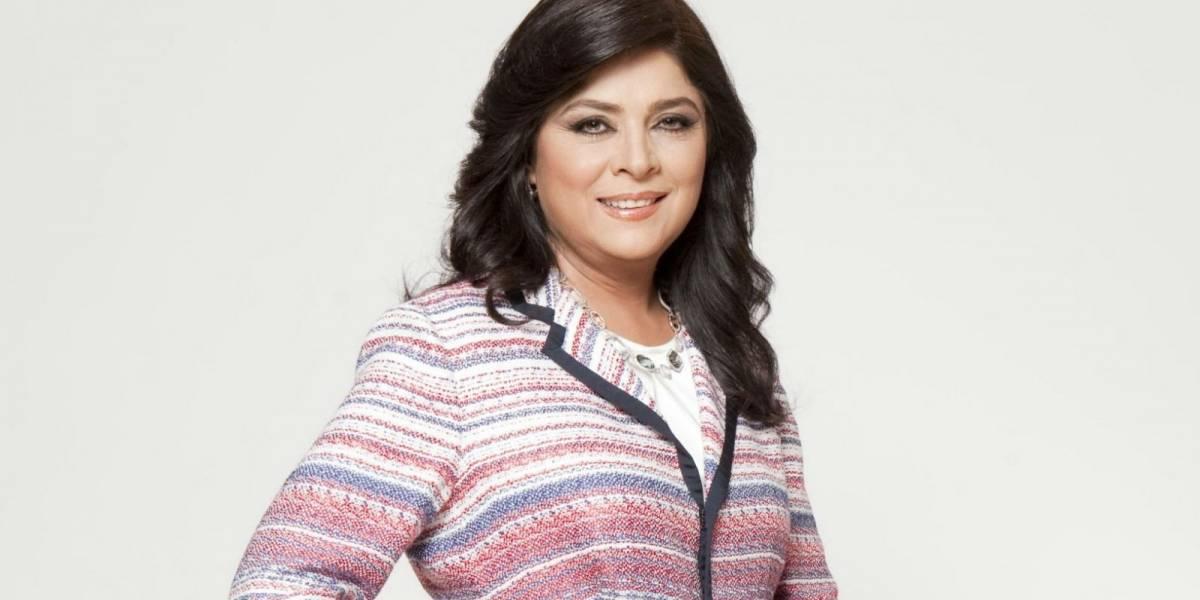 Victoria Ruffo: 'Para mis hijos soy una arpía completa'
