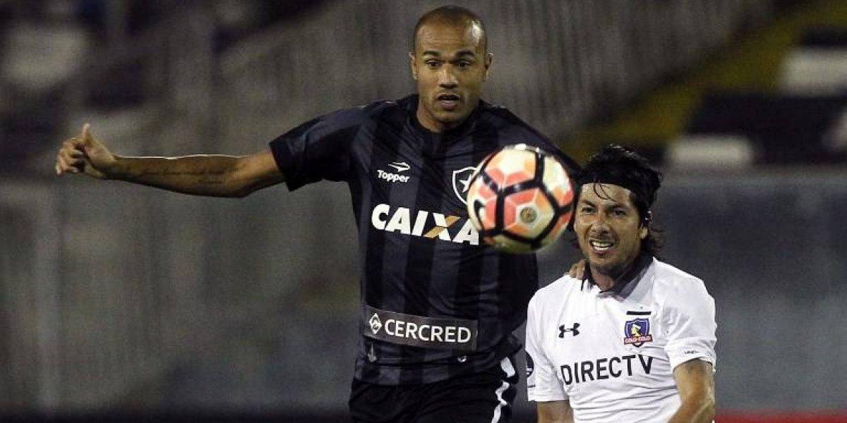 Un ejemplo: compañero de Leo Valencia en Botafogo volvió tras ser operado de un tumor