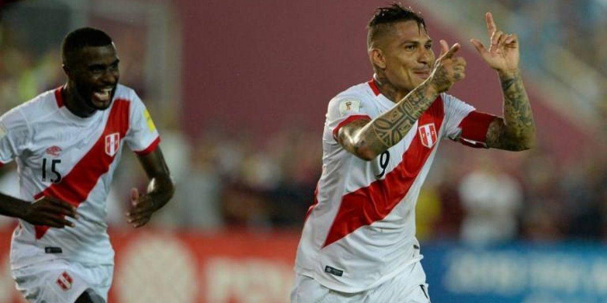 """Perú se inspira ante Nueva Zelanda y quiere ir al Mundial """"por Guerrero"""""""