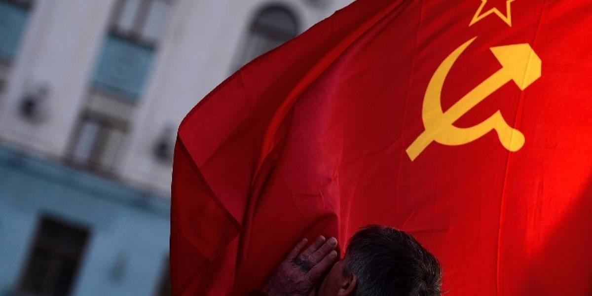 La historia de la hoz y el martillo, los símbolos de la Revolución Rusa