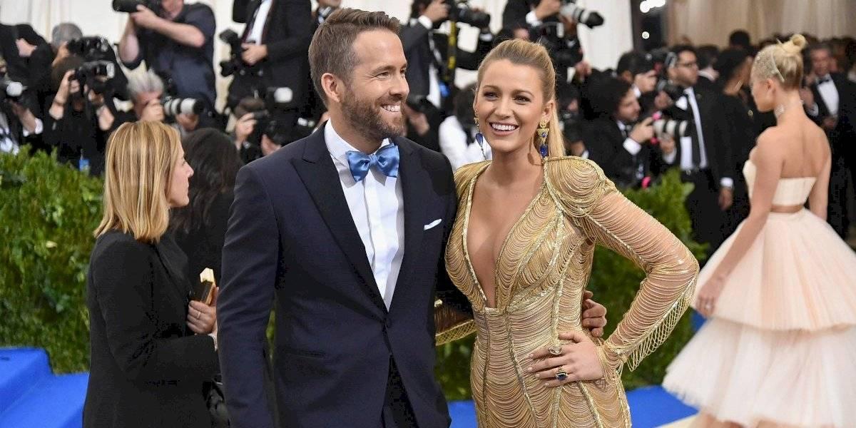 """La rompió: Ryan Reynolds publicó las """"peores"""" fotos de su esposa Blake Lively para desearle feliz cumpleaños"""