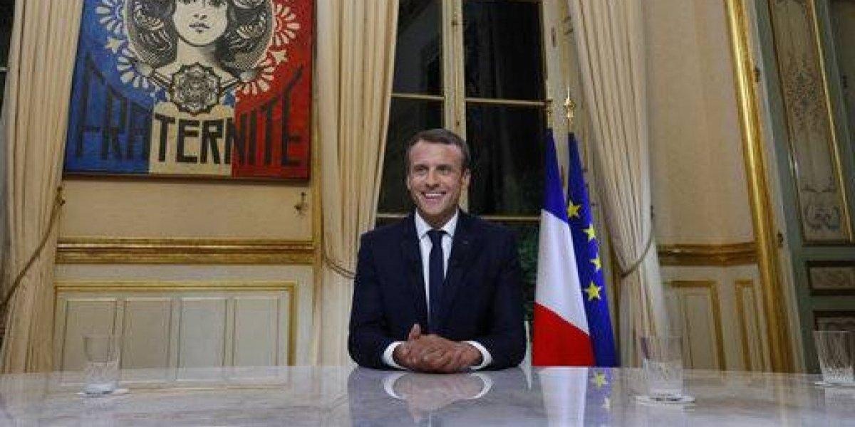 Trump no está invitado a cumbre climática en París