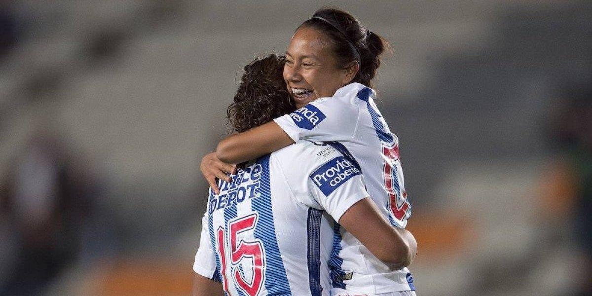 Pachuca acaricia la final de la Liga MX Femenil