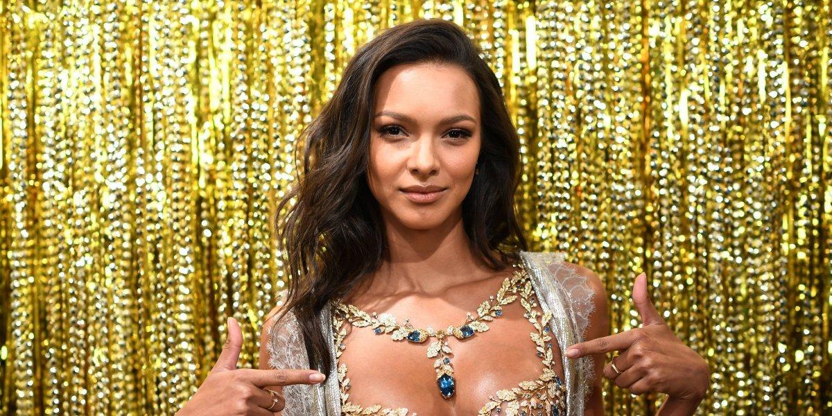 Lais Ribeiro llevará el 'Fantasy Bra' en el fashion show de Victoria's Secret