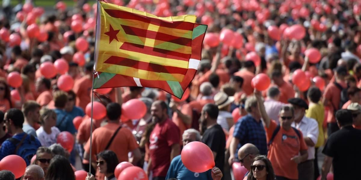 Gure Esku Dago, el movimiento que quiere replicar en el País Vasco el proceso independentista catalán