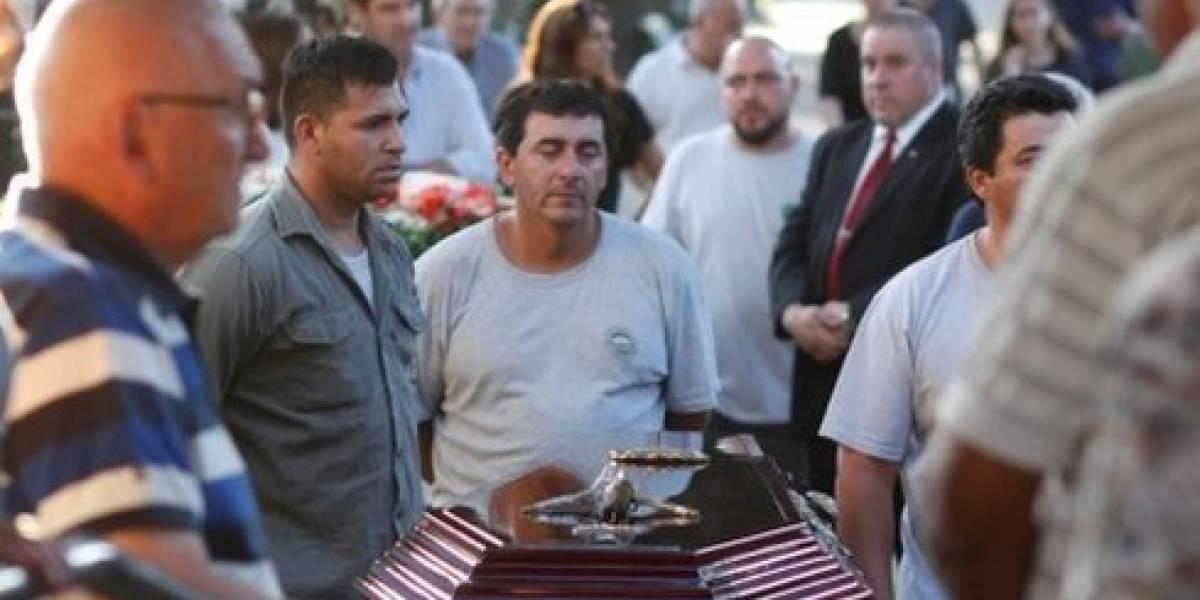 El emotivo funeral en Rosario de los 5 argentinos que murieron en el ataque en Nueva York, en Estados Unidos