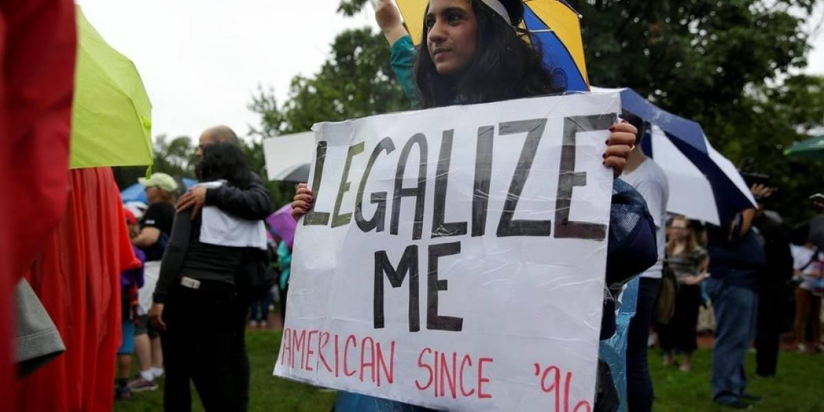 El Gobierno de Estados Unidos pone fin al programa TPS de protección temporal para inmigrantes de Nicaragua y mantiene el suspenso para los de Honduras