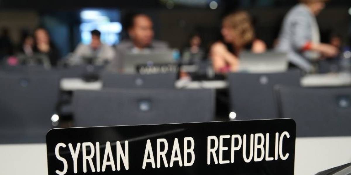 Siria se unirá al Acuerdo de París sobre Cambio Climático y deja a Estados Unidos como el único país que lo rechaza