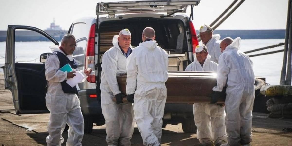 El misterio del hallazgo de los cuerpos de 26 adolescentes nigerianas en el Mediterráneo que Italia investiga