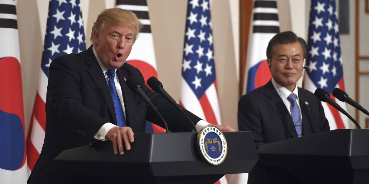 Trump sobre Corea del Norte: 'Al final todo se resolverá'