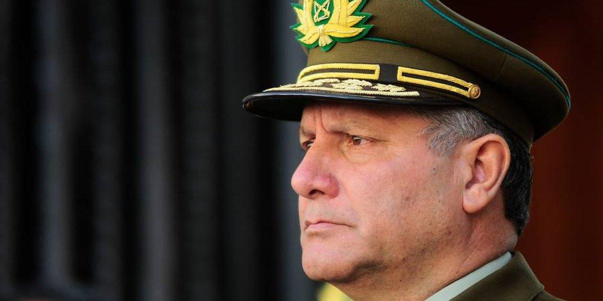 """Caso Pacogate: mayoría """"variopinta"""" aprobó informe que exculpa al General Bruno Villalobos"""