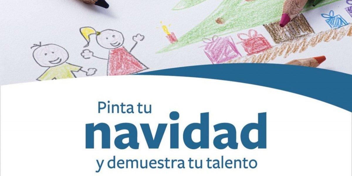 Banreservas convoca concurso navideño de pintura infantil entre 6 y 14 años
