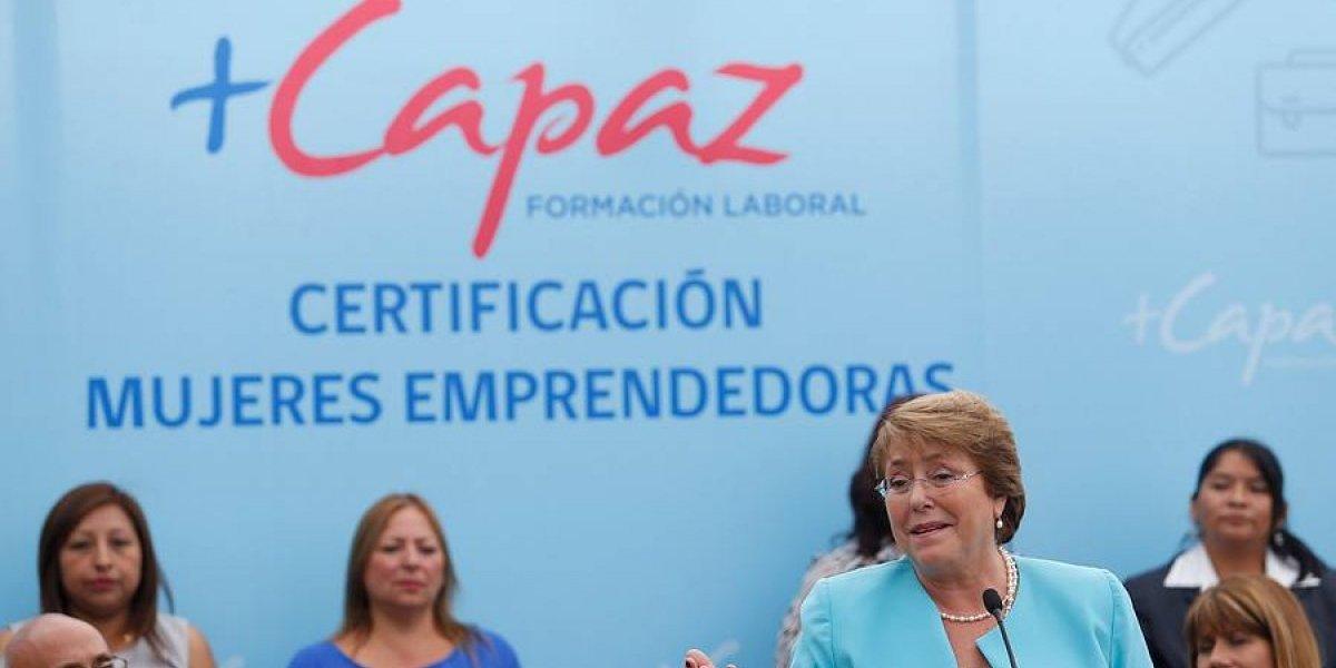 +Capaz y Sence sufrirían la reasignación de sus recursos  en eventual gobierno de Piñera