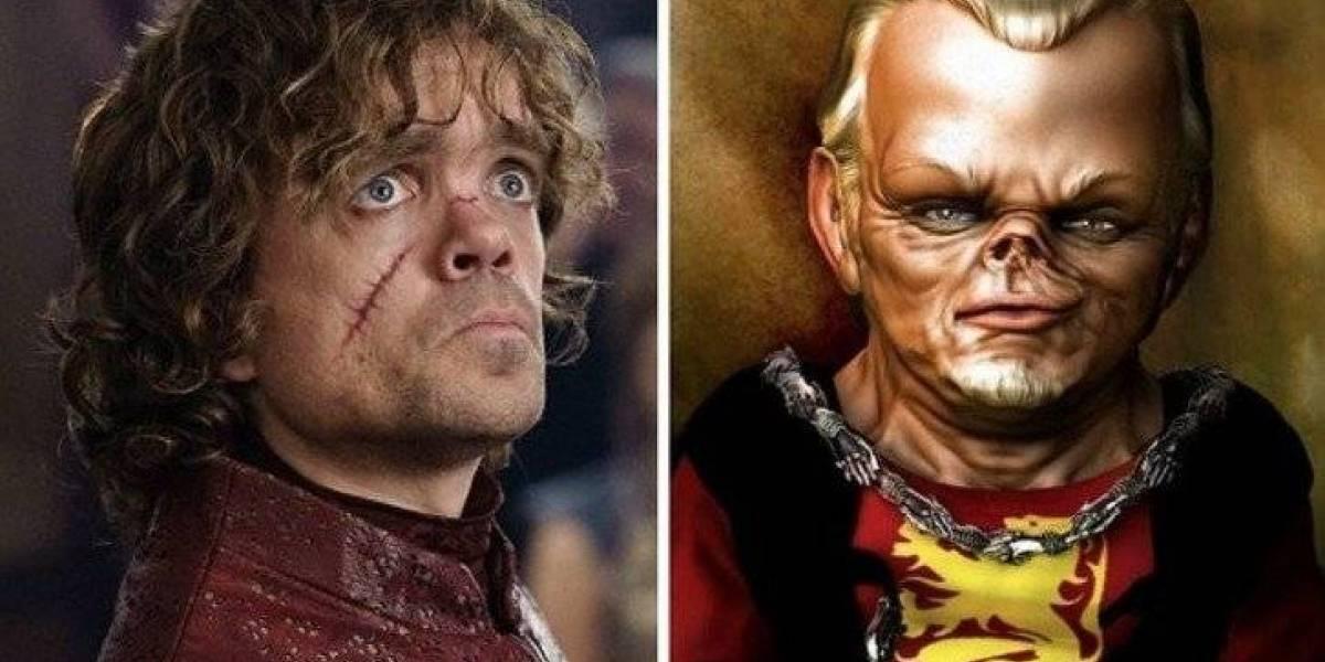 """""""Game of Thrones"""": Así son realmente los personajes de la serie"""
