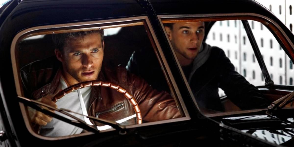 Scott Eastwood es un talentoso ladrón de autos clásicos en 'La gran fuga'