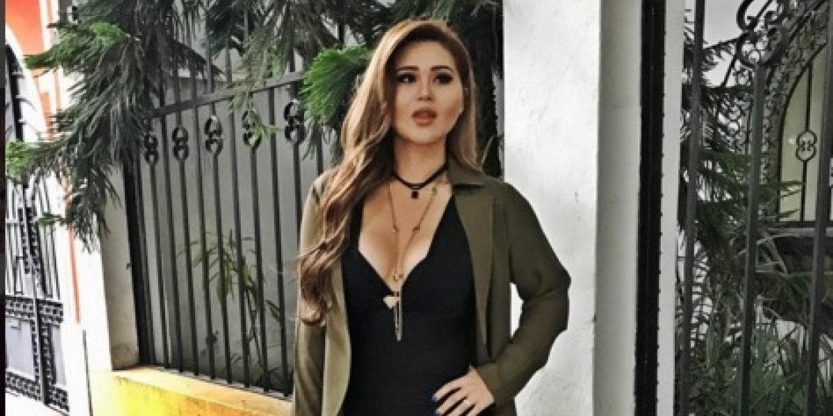 """Integrante de """"Solo para Mujeres"""" conquistó a Gomita y estas son sus primera fotos"""