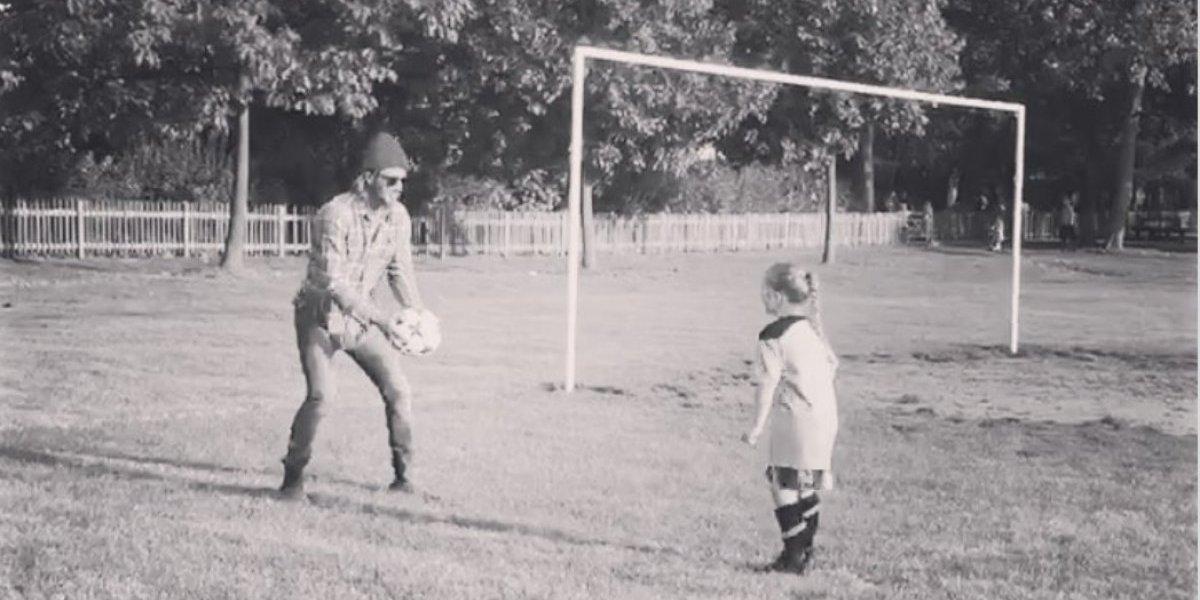 Hija menor de David Beckham recibe críticas por su físico