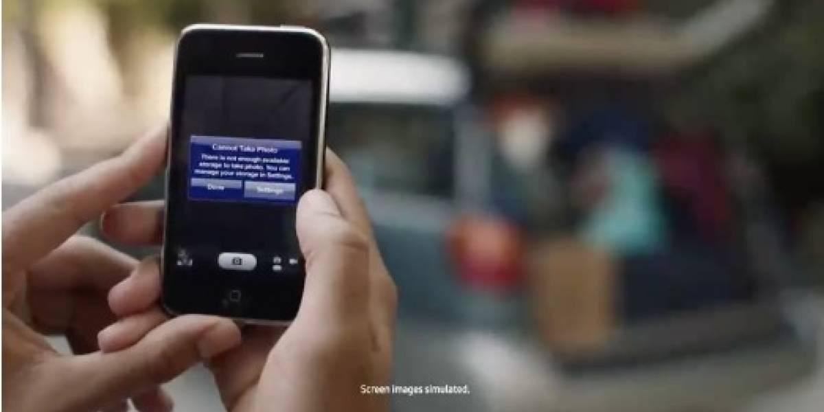 Samsung faz vídeo provocativo para o lançamento do iPhone X