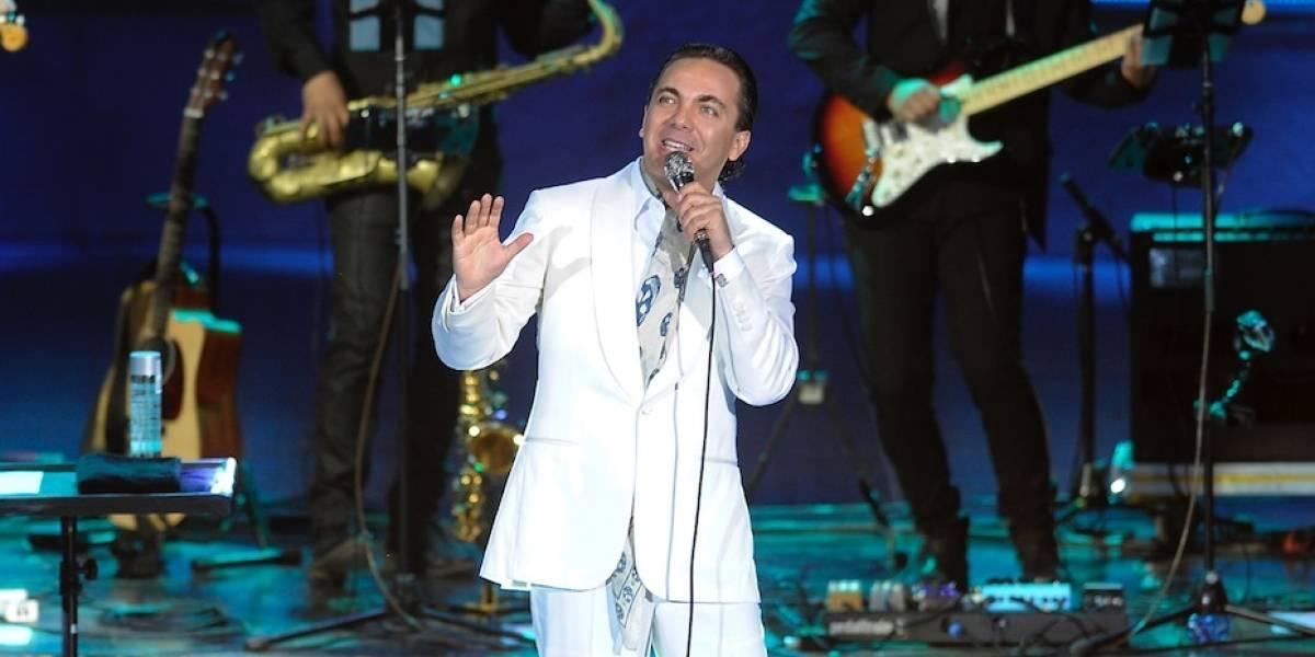 Tras 25 años: Cristián Castro regresa a la actuación en Fox