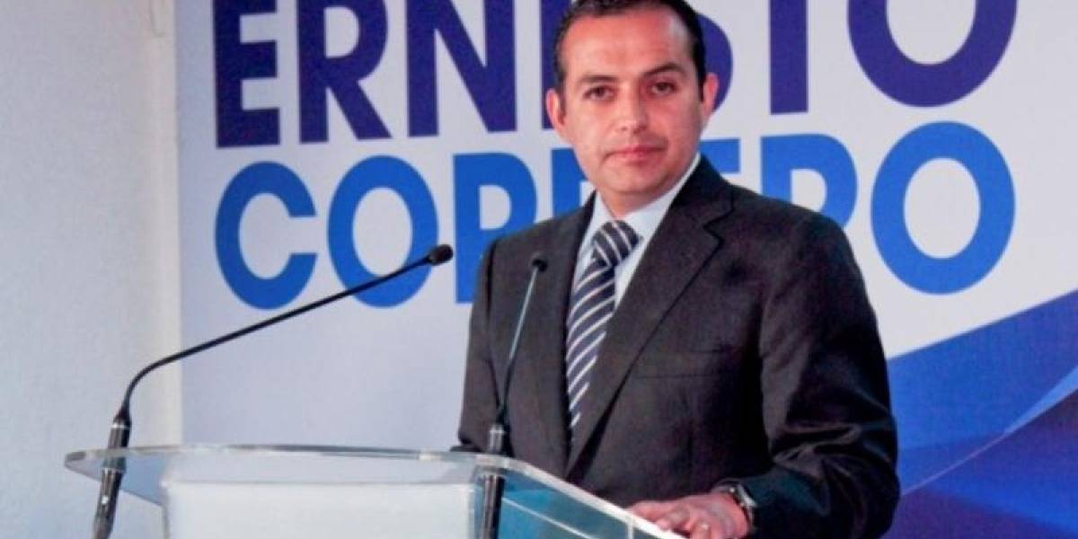#Confidencial: Ernesto Cordero acumula pendientes