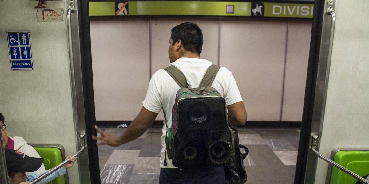 Así es la nueva forma de robo en el Metro