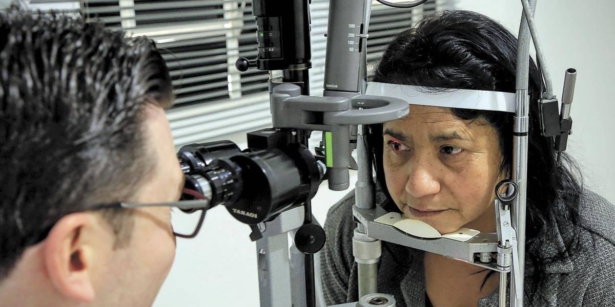 Mutirão 'Retina do Bem' vai zerar fila por exames em Curitiba