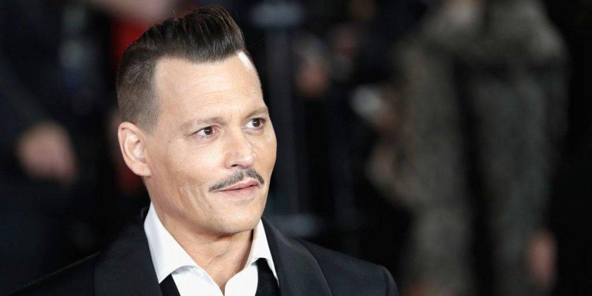 Denuncian a Johnny Depp por agredir a un hombre durante filmación