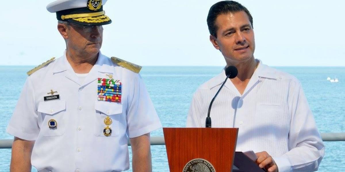 Peña Nieto se reúne con empresarios para revisar fondos de reconstrucción