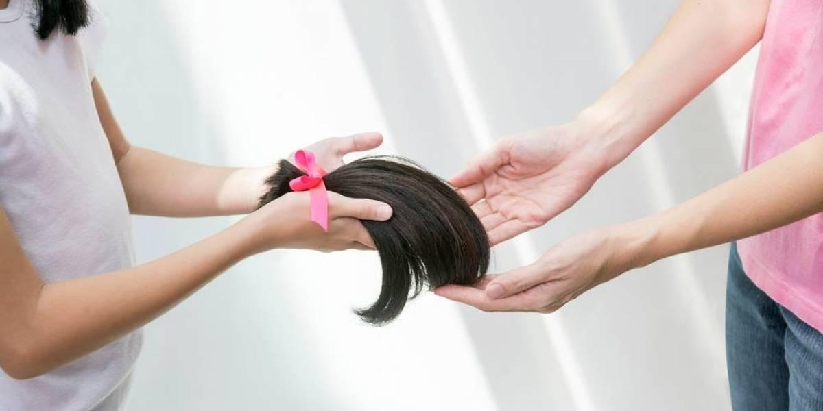 Dona tu cabello para ayudar a guatemaltecas que luchan contra el cáncer