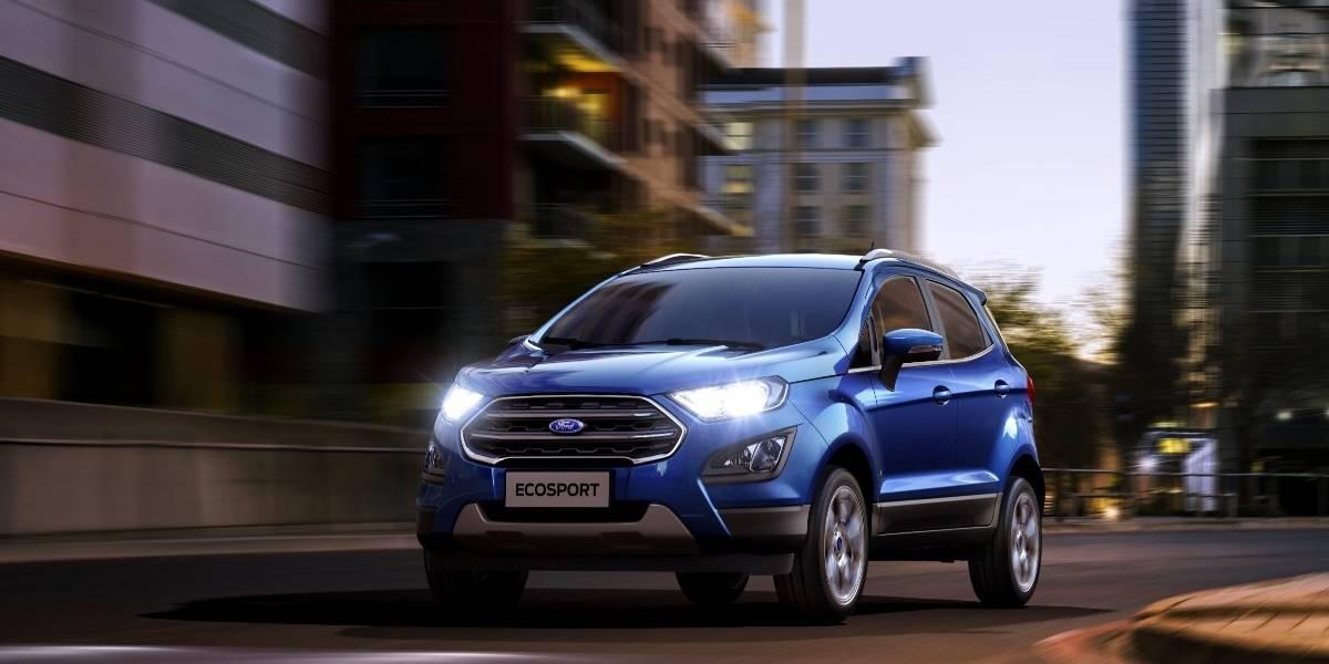 La nueva Ford EcoSport ya está en Chile con varias sorpresas