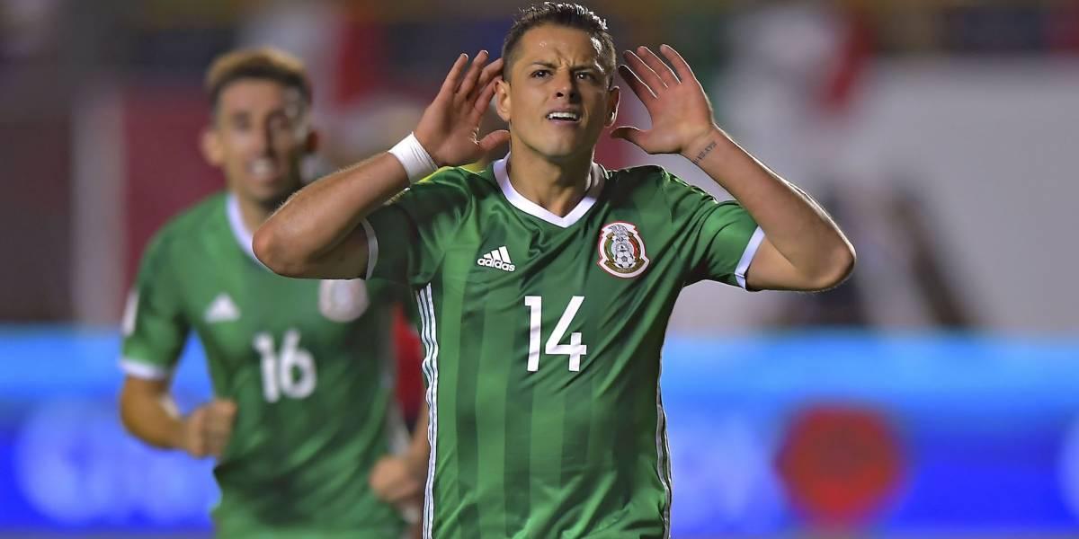 Multan por 12ª vez a Selección de México por