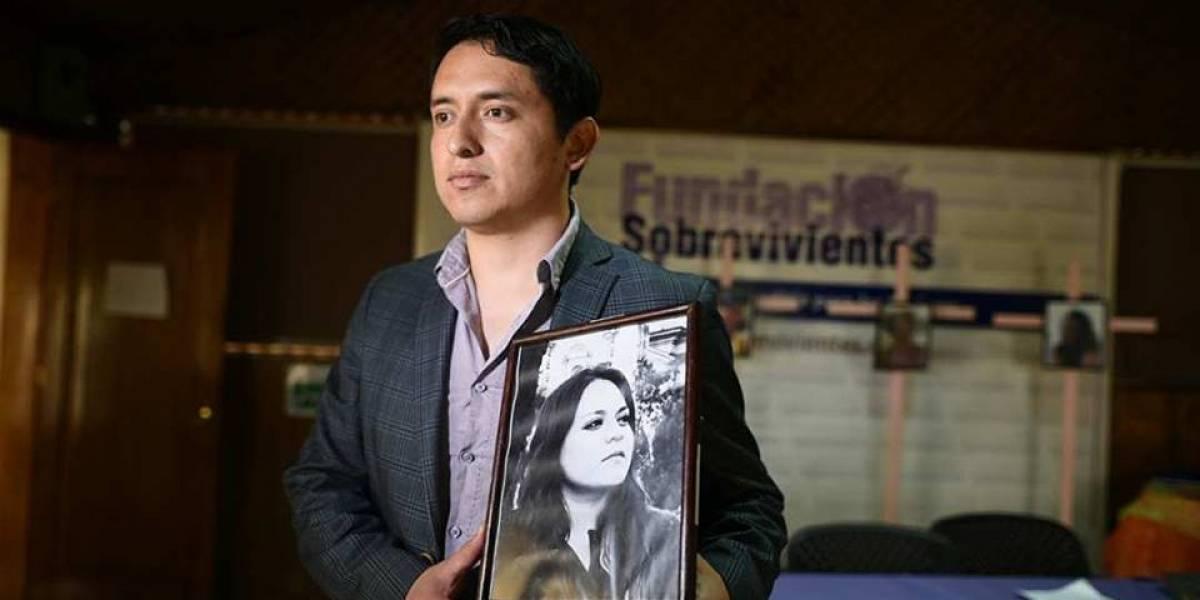 Novio de Gaby Barrios revela detalle de investigación y envía mensaje