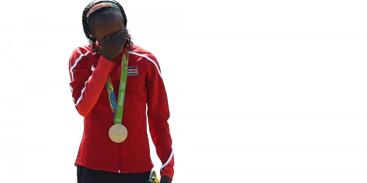Suspenden cuatro años a campeona olímpica de Río 2016