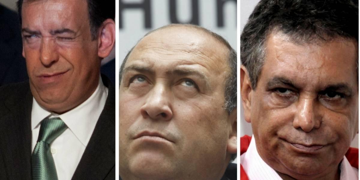 ¿Qué ex gobernadores presuntamente recibieron dinero de Los Zetas?