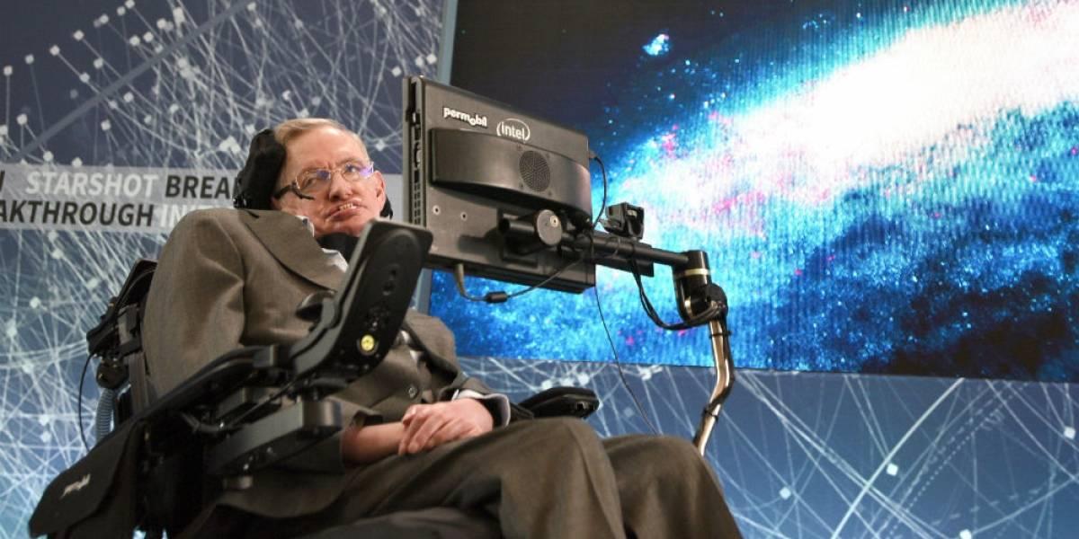 Stephen Hawking pronostica el fin del mundo en 600 años
