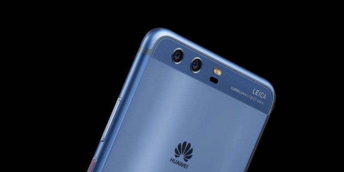 Aparece filtración de smartphone Huawei similar a iPhone X