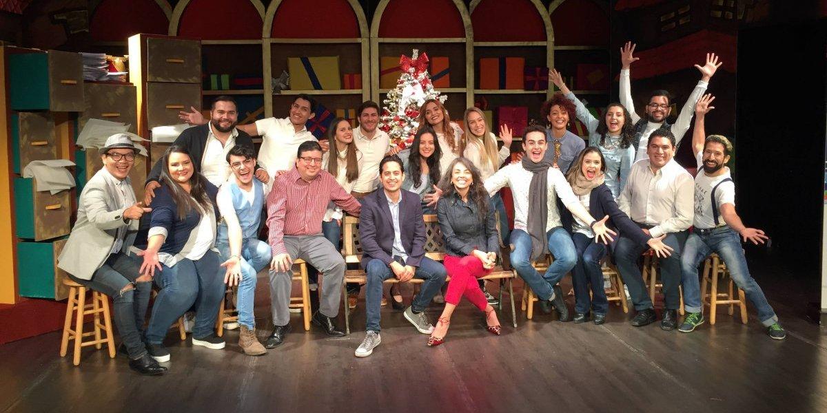 """""""El duende feliz"""", el espectacular musical navideño para toda la familia"""