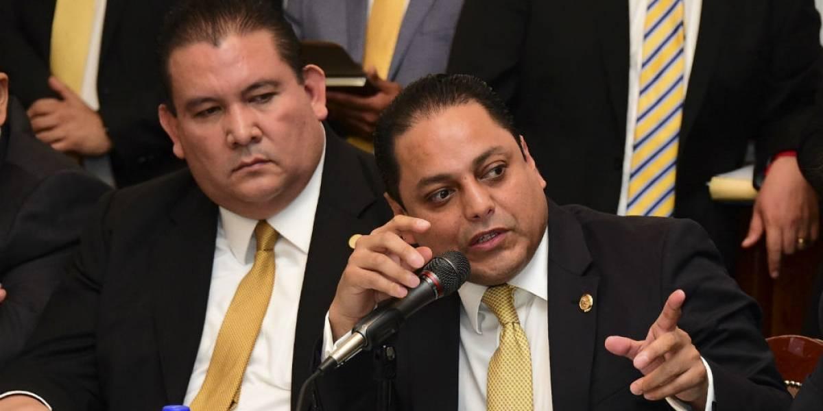 Cae primero delegado del PRD que el de Morena