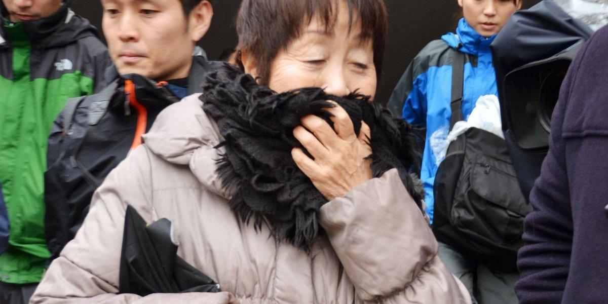Condenada a muerte japonesa por asesinar a sus parejas