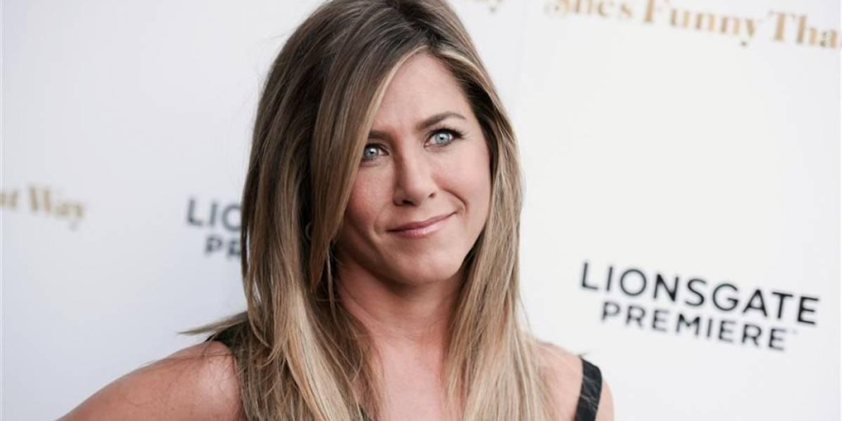 Jennifer Aniston será mamá a sus 48 años