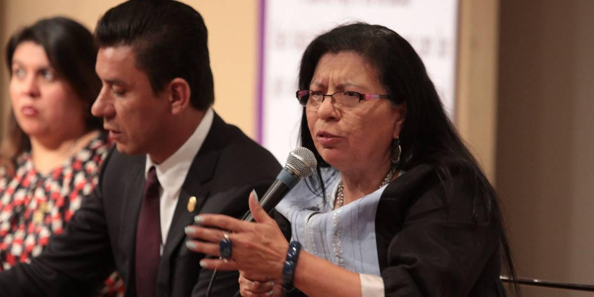 Médico y activista, la nueva ombudsperson de la CDMX